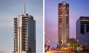 100 Denver Four Seasons Residences Hotel And HKS Architects