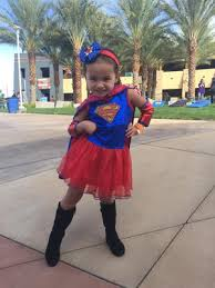 Halloween Costumes Memoirs Of A by Supergirl Tutu Child Halloween Costume Walmart Com