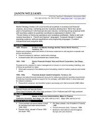 Skilled Resume Format Examples Professional