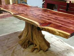 Live Edge Cedar Stump Dining Table In 2019 | Live Edge ... Ana Rectangular And For Round Ding Table Umbrella Cloth Cedar Heights Butterfly The Classy Home Fniture Old Rustic Small High Top Kitchen 3piece Hill Set 2kfniture Stools Counter Height Hom Greg Klassen Manataka Ozark Concrete And Wood Slab 6 Steps With Pictures 54 Western Coffee Display Antique Wagon Bradleys Etc Utah Sets Homemade Cedar Table Made From Trees Off My Property In Amazoncom Midwest Log Northern Torched