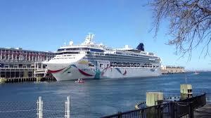 Cruise Ship Sinking 2016 by Flynn Cruiseport Boston