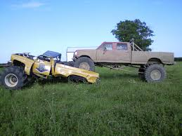 FORD Vs CHEVY Tug Of War - Ford Truck Enthusiasts Forums