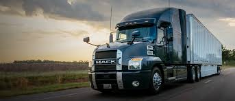 100 Brown Line Trucking Mack Trucks