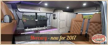 Mercury New VW Campervan Conversion