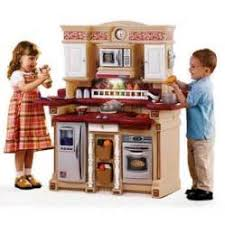 Step2 Kitchens U0026 Play Food by Step 2 Lifestyle Kitchen Set Pretend Play Toys Kitchen