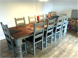 Farmhouse Dining Room Table And Chairs Large Seats Lovely Seat Set