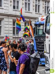 100 Gay Trucks And Rainbow Flags Pride At Copenhagen Year 2018