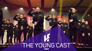 the young cast 1st place showcase hit the floor gatineau