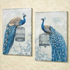 Kits Monthly Projects Diy Peacock Wall Art Craft Rhcom Designs