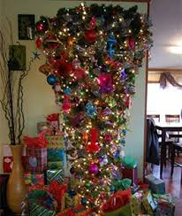 Bottoms Upside Down Christmas Tree