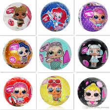 Mermaid Mini Dolls Series 4 LiL Sisters Pets Girls Blue 10CM Big