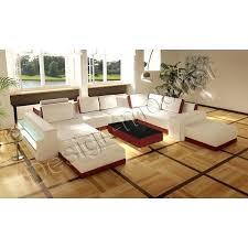 canapé de luxe design canape luxe design confortcuir cuir salon a lyon concernant fair