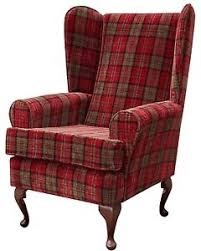 fireside wing back chair superior luxury burgundy