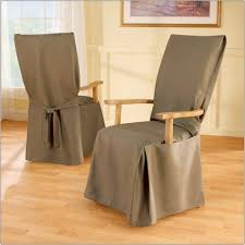 Dining Room Chair Covers With Arms Slipcovers Chairs Home