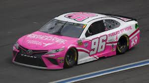 2018 NASCAR Cup Series Paint Schemes - Team #96 Gaunt Brothers Racing
