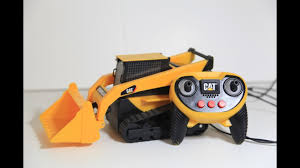 100 Toy Forklift Truck Remote Control Cat Caterpillar S