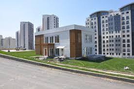 Prefabricated office buildings manufacturers Karmod Turkey