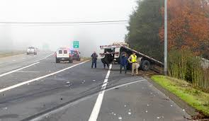 100 Semi Truck Motorhome Semitruck Collide On Highway 101 Near Calpella The