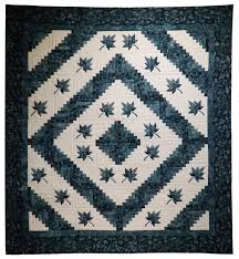 Colorado Star Log Cabin Quilt from DutchCrafters Amish Furniture