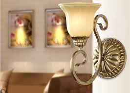 silver gold contemporary indoor wall lights for bedroom dining