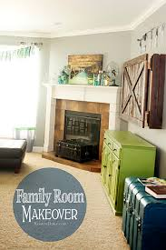 Living Room Makeovers Diy by Family Room Makeover Diy