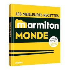 livre cuisine marmiton livre les meilleures recettes marmiton cuisine du monde
