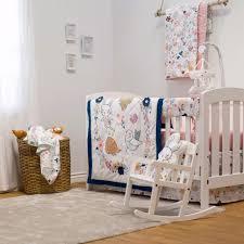 Nursery Beddings Shark Crib Bedding Set To her With Shark Baby