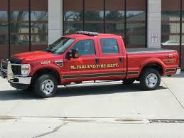 100 Three Lakes Truck Apparatus Village Of McFarland WI