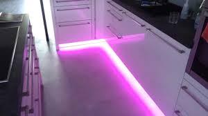 led beleuchtung in der küche