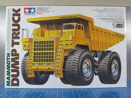 Tamiya Vintage 1/20 RC Mammoth Dump Truck 58268 - RSC Scale Models