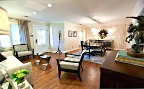 Long Living Room Ideas Home Design Lover Dining Divider Butterfly Open And Kitchen Designs