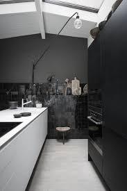 White Black Kitchen Design Ideas by 27 Moody Dark Kitchen Décor Ideas Digsdigs