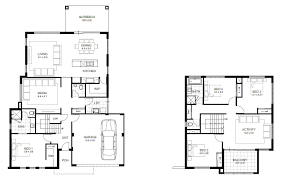 100 10 Metre Wide House Designs 15m Perth WA Webb BrownNeaves