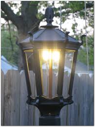 Gas Lamp Mantles Outdoor by Replacement Bulbs Gas Light Conversion To Led Looks Like A Gas