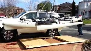 Kayak Hoist Ceiling Rack by Kayak Hobie Tandem Island Hoist Car Roof To Garage Ceiling In