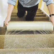 Carpet Protection Film Estink Floor Protector Self Adhesive Plastic 24 X