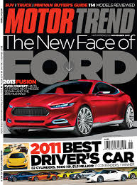 100 Motor Trend Truck Of The Year History Covered Ford Mustang Covers From 1964Present