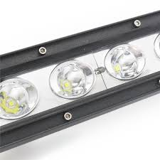 NIGHTEYE 4D 30W Cree LED Light Bar For Work Indicators Driving Offroad White Truck With Led Light Bars Better Automotive Lighting Blog Kc Hilites Gravity Pro6 Modular Expandable And Adjustable 24inch 120w 12v Light Bar Spot Work Lights 4wd Ute Offroad 7 Osram Led Bar 60w Inch Truck Suv Jeep Atv Off Led Lights Light Bar Strips 120w Spot Flood Beam Combo Proline Hid Crawldesert Kit Pro608500 Cars Kohree 72w Road Work Fog Flood Spot 1pcs 6 Inch 18w Lamp For Driving Trailer New 50inch 288w Cree Offroad Bolaxin Waterproof 60 Red White Tailgate Strip 22 144w 48x3w Combo
