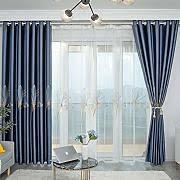luxus gardinen vorhänge günstig kaufen lionshome