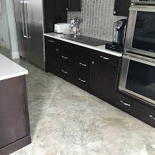 photos of the 24x24 tarsus grey polished porcelain tile on