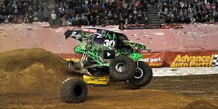 100 Monster Truck Crashes GRAVE DIGGER Best Of Moments Jumps Accidents