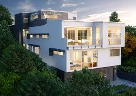 100 Downslope House Designs Built Plans Floor Block Blocks Project With Sites Homes Get