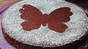 schokoladenkuchen mit buchweizenmehl und rohrzucker