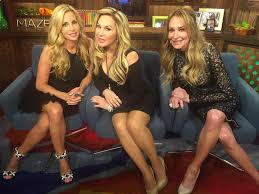 Adrienne Below Deck Season 2 by Wwhl With Adrienne Taylor And Camille