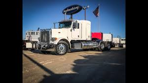 2006 Peterbilt 378 Sleeper - YouTube Used 2012 Peterbilt 388 Tandem Axle Daycab For Sale In 2008 Chaparral Drop Deck Trailer 136404 1989 Kenworth T600 77825 New And Used Trucks For Sale On Cmialucktradercom 2006 378 Sleeper 2000 604552 Mack Chu613 2017 W900 2009 Freightliner Columbia 389 Dump Truck Truck Market Western Star 4900 Day Cab For Auction Or Lease Olive