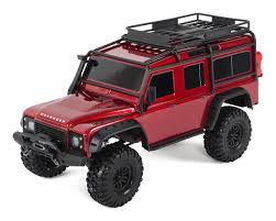 TRX-4 1/10 Scale Trail Rock Crawler W/Land Rover Defender Body (Red ... Traxxas Ford Raptor Prepainted Slash Body Blue Tra5815a Cars New Season Sackville Rc Illuzion Rustler Xl5 Svt Body Jconcepts Blog Custom Painted Rc Truck Fits 110 T E Maxx Revo 25 18 Fox Racing Edition Newb Proline Toyota Tundra Trd Pro True Scale Short Course Truck 1 10 Rc Monster Bodies Best Resource Trx4 Trail Rock Crawler Wland Rover Defender Postapocalyptic By Bucks Unique Customs Youtube 1966 F150 Clear Pro340800 Superman Body Light Up Sc Truck Bodies 68 Camaro Looking Sweet Proline Chevy C10 On My Stampede 4x4