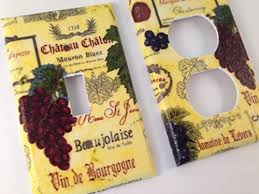 Wine And Grapes Kitchen Decor by Cheap Wine Decor Kitchen Accessories Find Wine Decor Kitchen