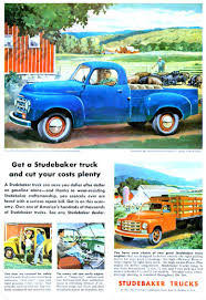 100 1953 Studebaker Truck S Ad01 Back In The Day Pinterest S