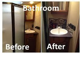 Remarkable 30 Best Rv Color Schemes Images On Pinterest Camper Remodeling Bathroom Accessories