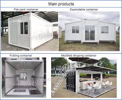 100 Container Houses China Eco Friendly Flat Pack Modular Homes HomesPrefab